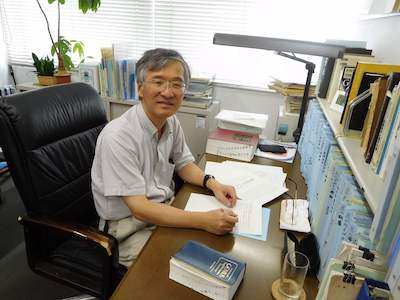 Susumu Okazaki